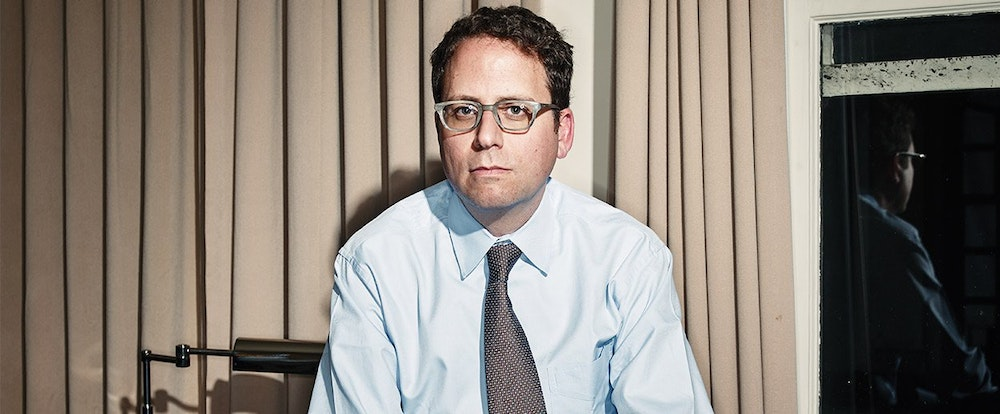 Hello, My Name Is Stephen Glass, and I'm Sorry