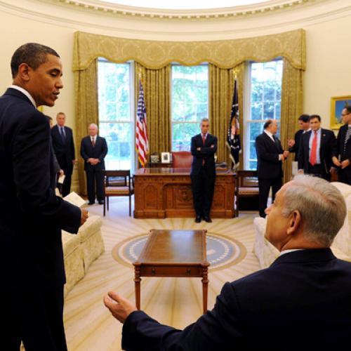 Bibi and barack a history in snubs the new republic for Bibi shehar bano history