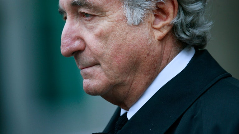 Bernie Madoff leaves Manhattan Federal court in New York City on March 10, 2009.