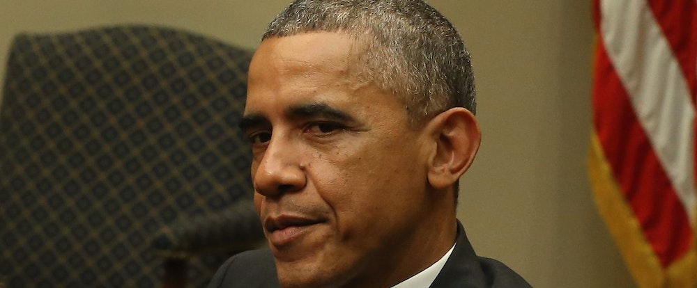 Obama Just Lost the Battle for the Senate. It's Time He Waged War for Real.