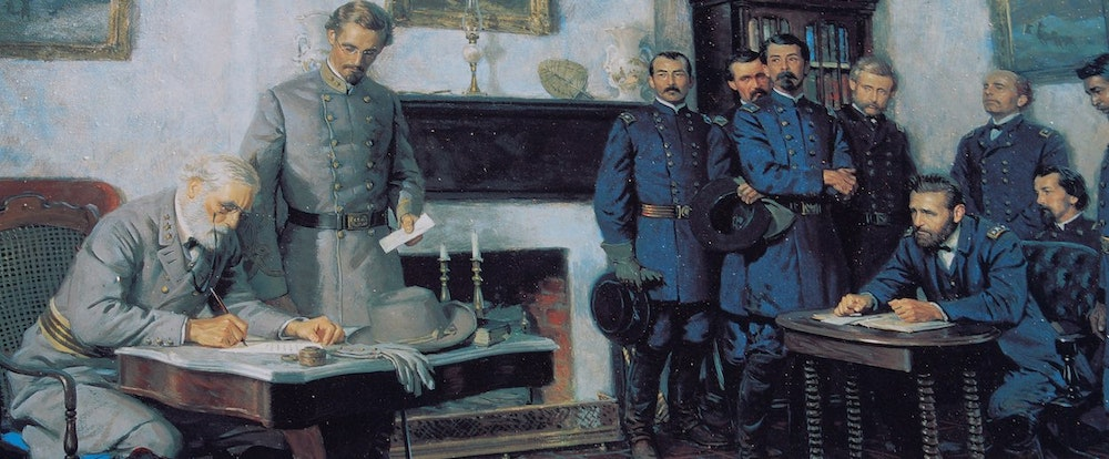 Make the Confederacy's Defeat a National Holiday