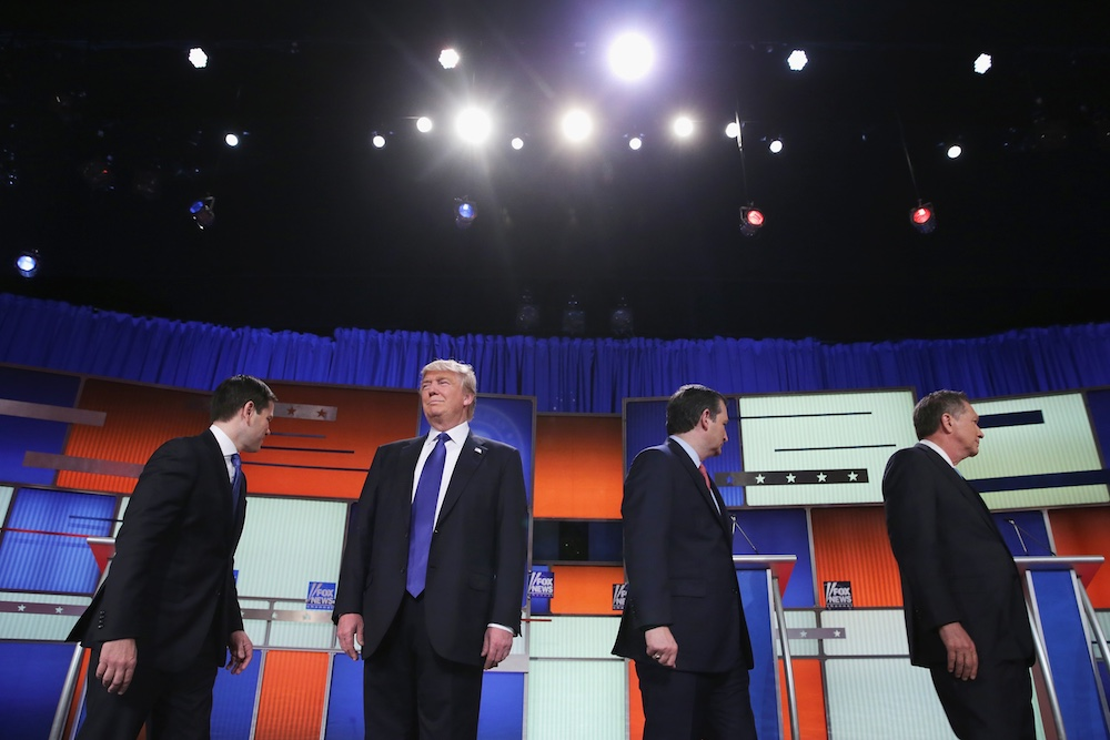 Everything You Need to Know About Thursday's Fox News GOP Debate