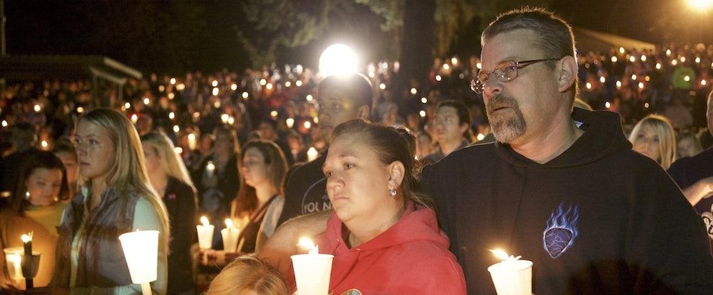 "President Obama Wants to Make Gun Control a ""Political Choice."" Oregon Already Has."