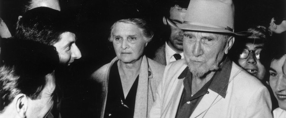 The Case of Ezra Pound