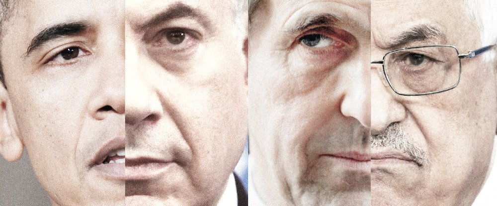 The Explosive, Inside Story of How John Kerry Built an Israel-Palestine Peace Plan—and Watched It Crumble