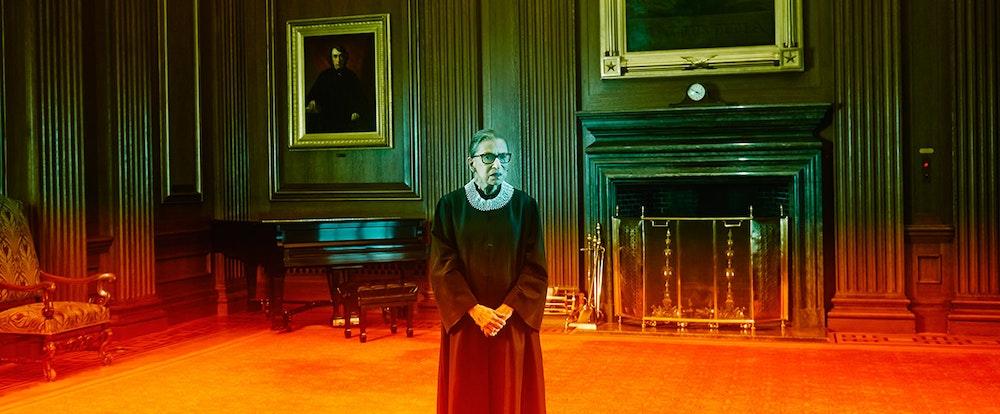 Ruth Bader Ginsburg Is an American Hero