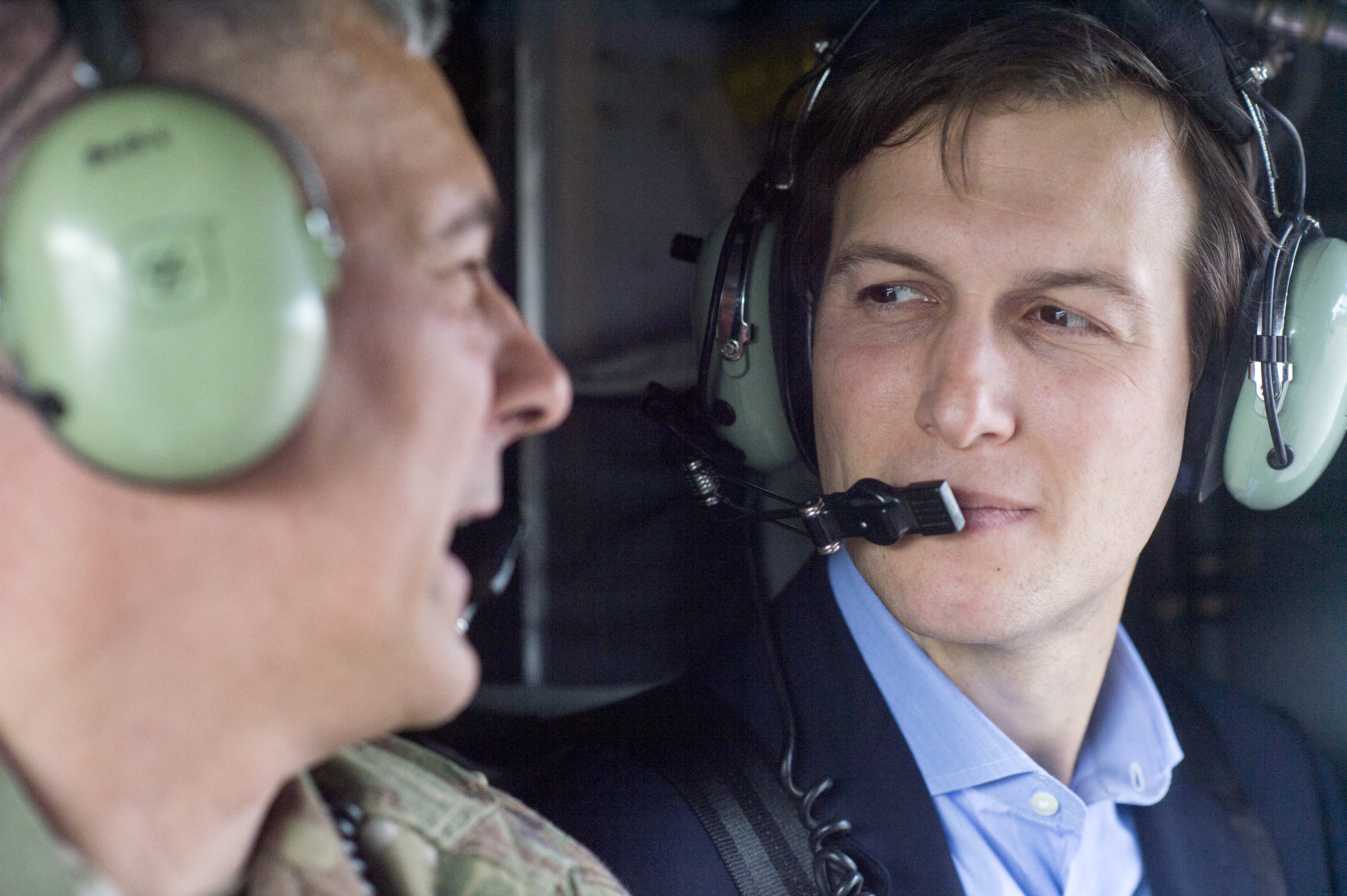 Jared Kushner travels to Iraq