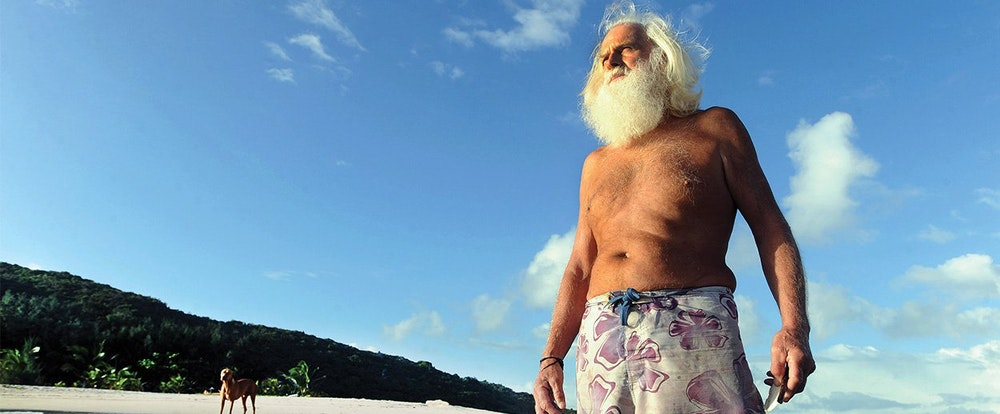 This Man Moved to a Desert Island to Disappear. Here's What Happened.