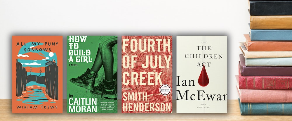 The Best Fiction of 2014