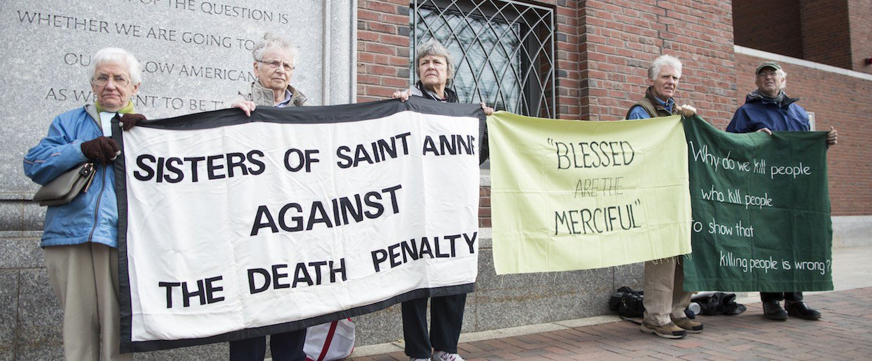 a paper against the death penalty