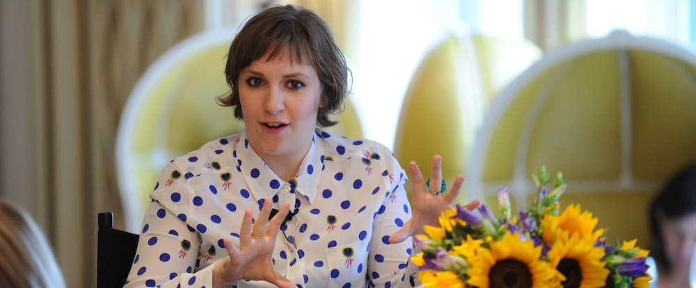Chip Kidd Thinks Lena Dunham's Book Cover Could Use an Upgrade