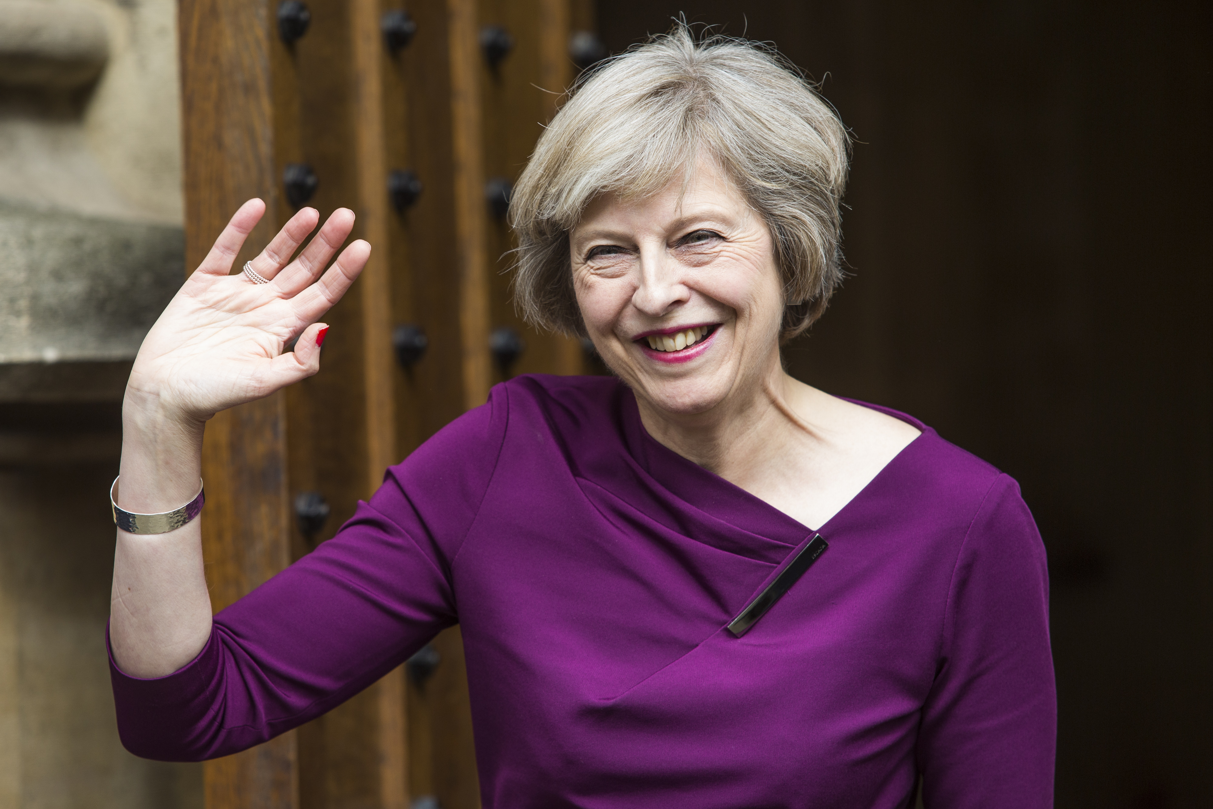 Britain will have first female prime minister since Thatcher