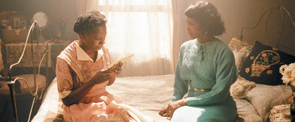 'The Color Purple' Is a Cultural Touchstone for Black Female Self-Love