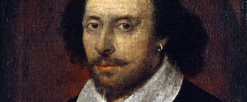 The Myth of Shakespeare
