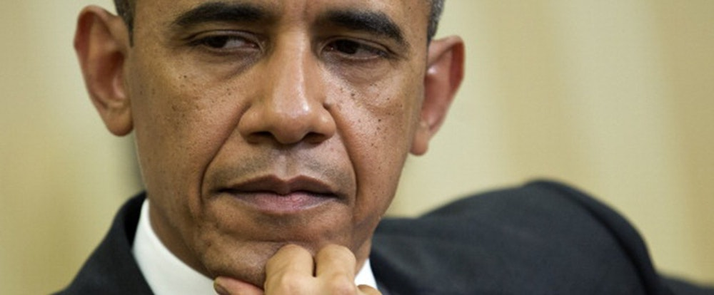 Obama's Timidity on Syria: Lessons from a Fiasco