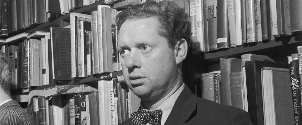 The Day Dylan Thomas's Poetic Brilliance Triumphed Over His Sad Alcohol Dependency