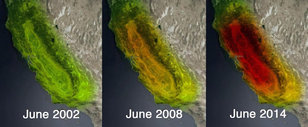 California Has No Idea How Much Water It Has Left. NASA Can Help.