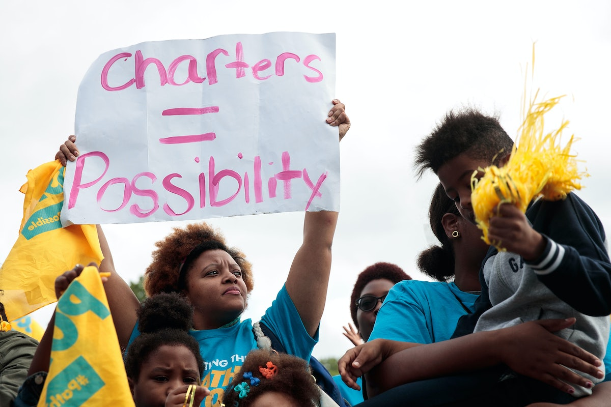 Author Of Fight For Best Charter Public >> Are Charter Schools Good Or Bad For Black Students The New Republic