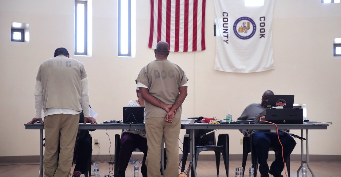 Getting Out the Vote in the Maze of Mass Incarceration
