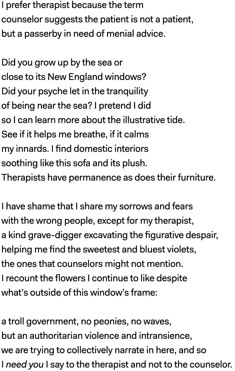Therapist vs. Counselor thumbnail