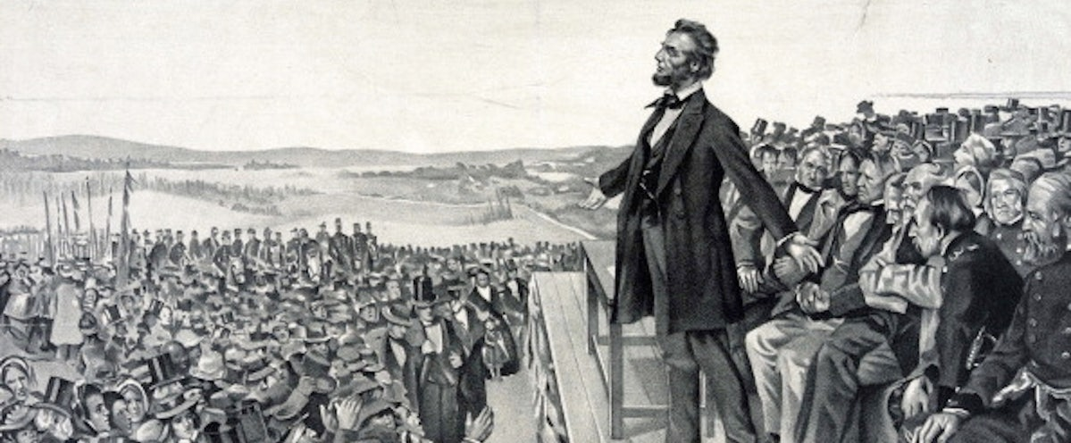 Gettysburg Address Th Anniversary Sean Wilentz On Abraham  Does The Gettysburg Address Distract Us From The Real Lincoln