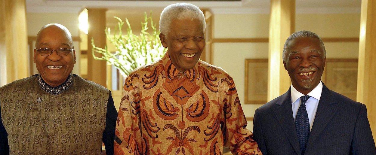 Mandela redo medla i angola