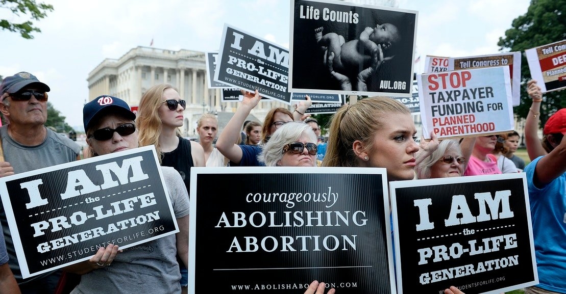 photo image How Gerrymandering Leads to Radical Abortion Laws