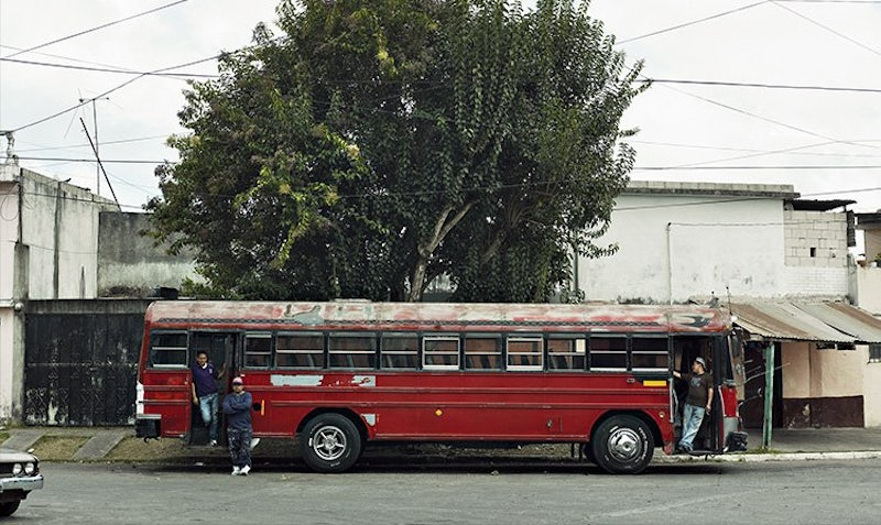 900 bus drivers dead in guatemala city the worlds most dangerous as was the custom among drivers godinez tricked out palos bus getting a friend to paint a busty rabbit in a halter top seductively combing back her ears solutioingenieria Image collections