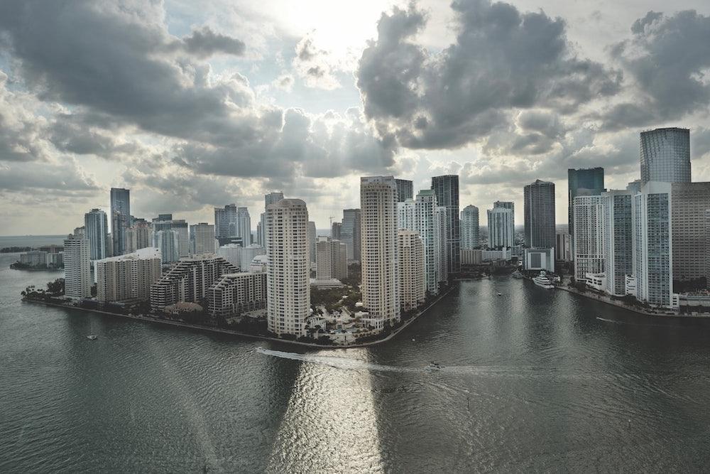 Miami Beach High Tide Flooding