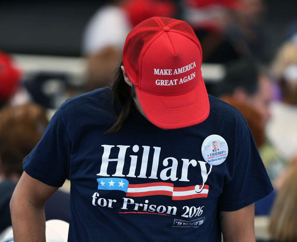 """f16b53684476 Supreme Court paves the way for """"Make America Great Again"""" gear in the  voting booth."""