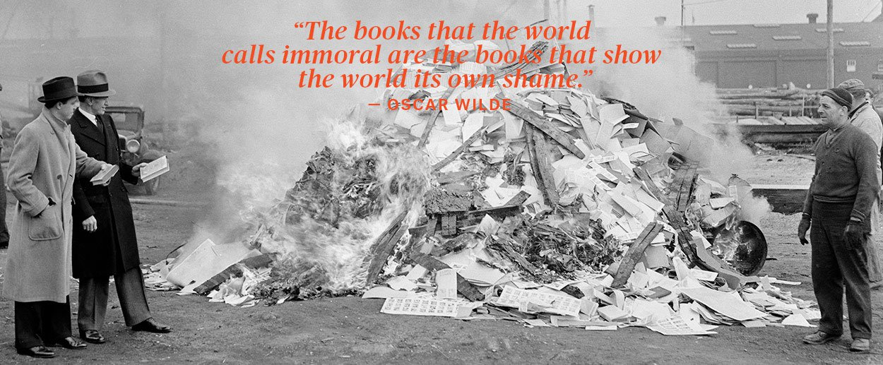 Report on Book Burning Under HUAC and Eisenhower | The New