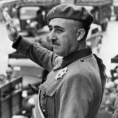 Image result for gen francisco franco in 1936