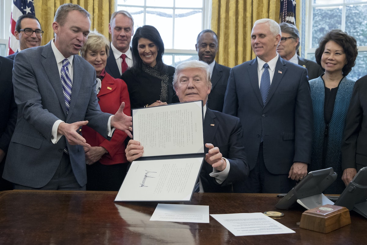 Special Ed Reform Backfires For Some >> Donald Trump S Budget Is Nostalgic And Deeply Destructive And It