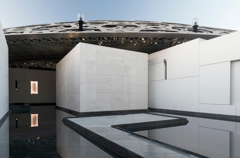 The power of the louvre abu dhabi