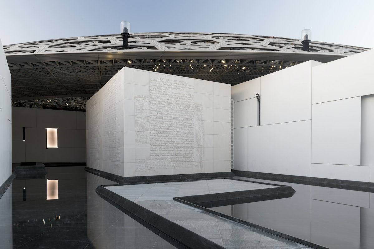 The Power of the Louvre Abu Dhabi | The New Republic