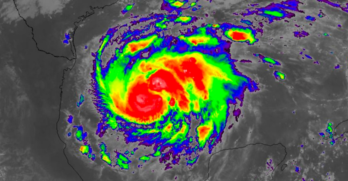 Here's Why Hurricane Harvey Is So Scary and Unprecedented