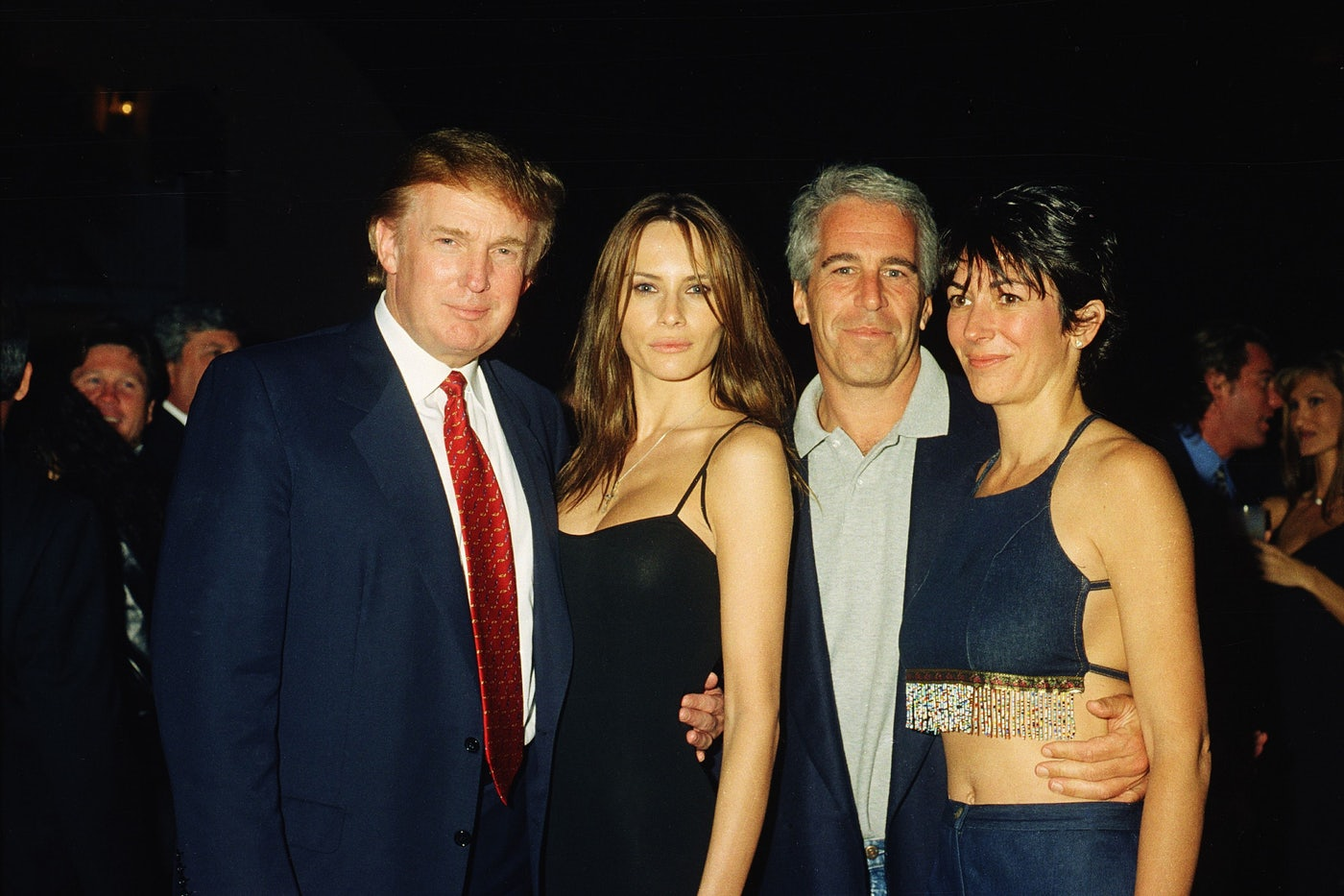 Letting Jeffrey Epstein's Pals Off the Hook | The New Republic