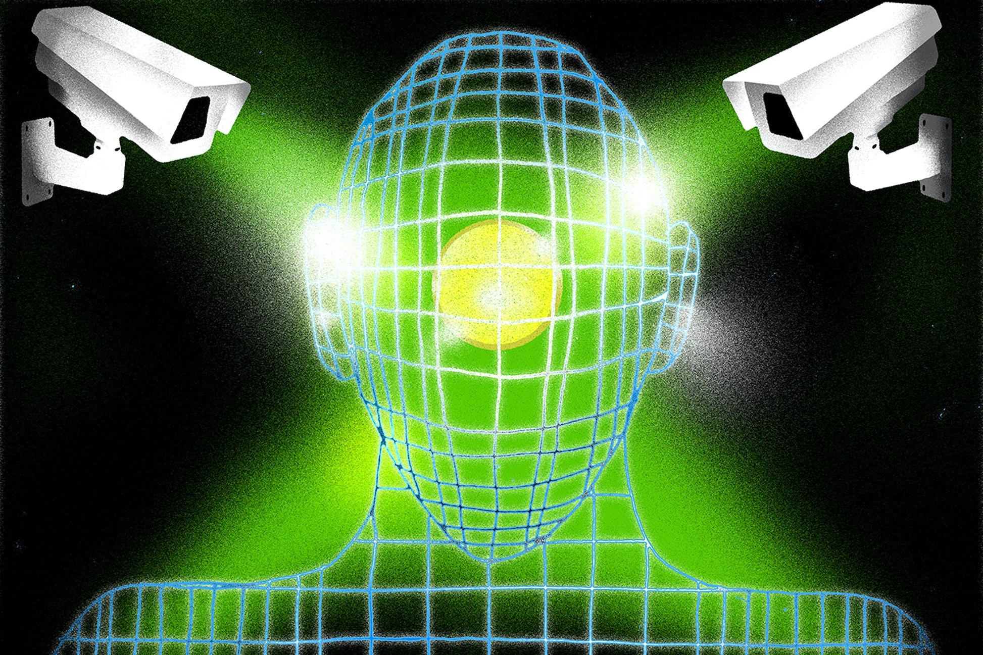 Kryptowährungen ist der nächste Grenzbereich für den Überwachungsstatus