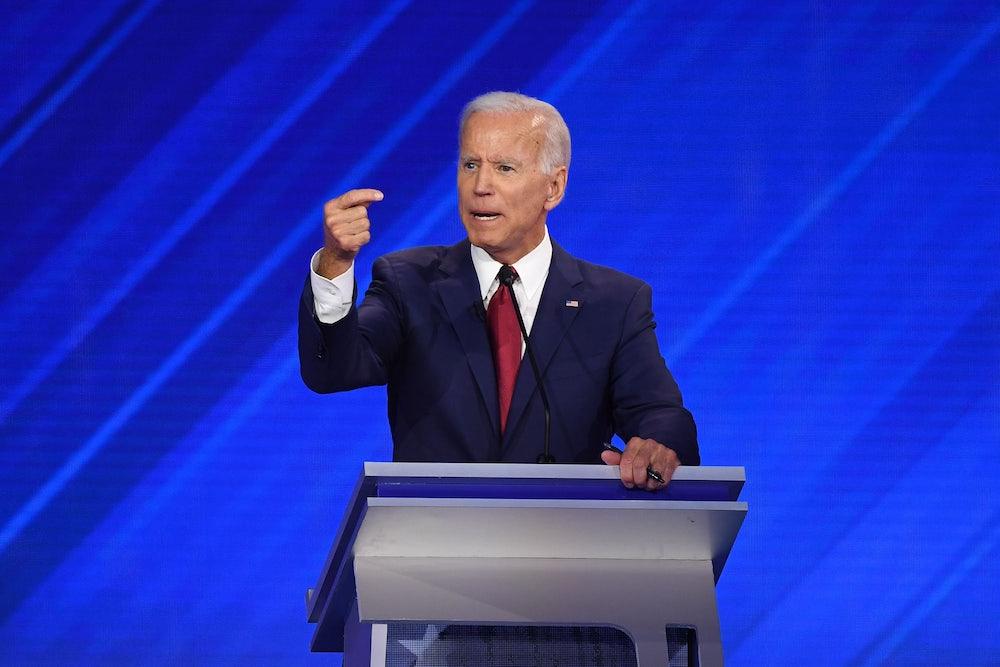 Joe Biden Doesn't Seem to Understand Health Care