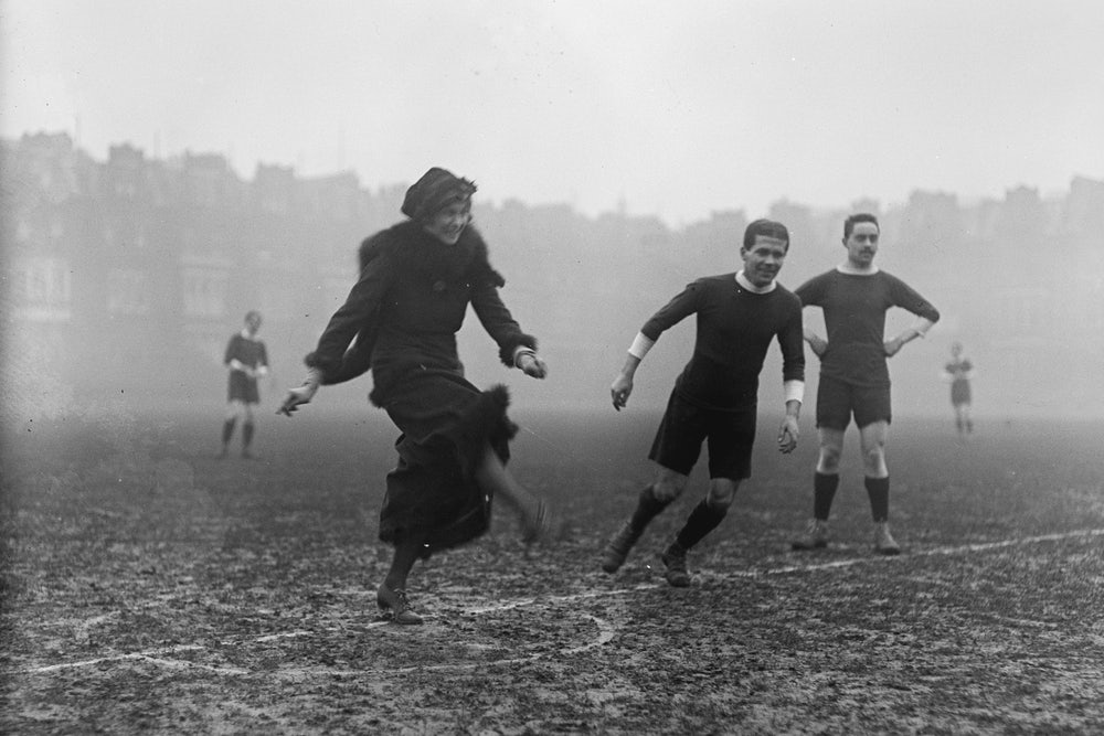 The Myth of the Christmas Truce Soccer Match   The New Republic