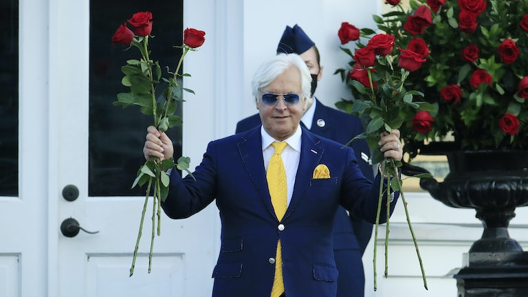 Horse trainer Bob Baffert has blamed his horse's woes on cancel culture.