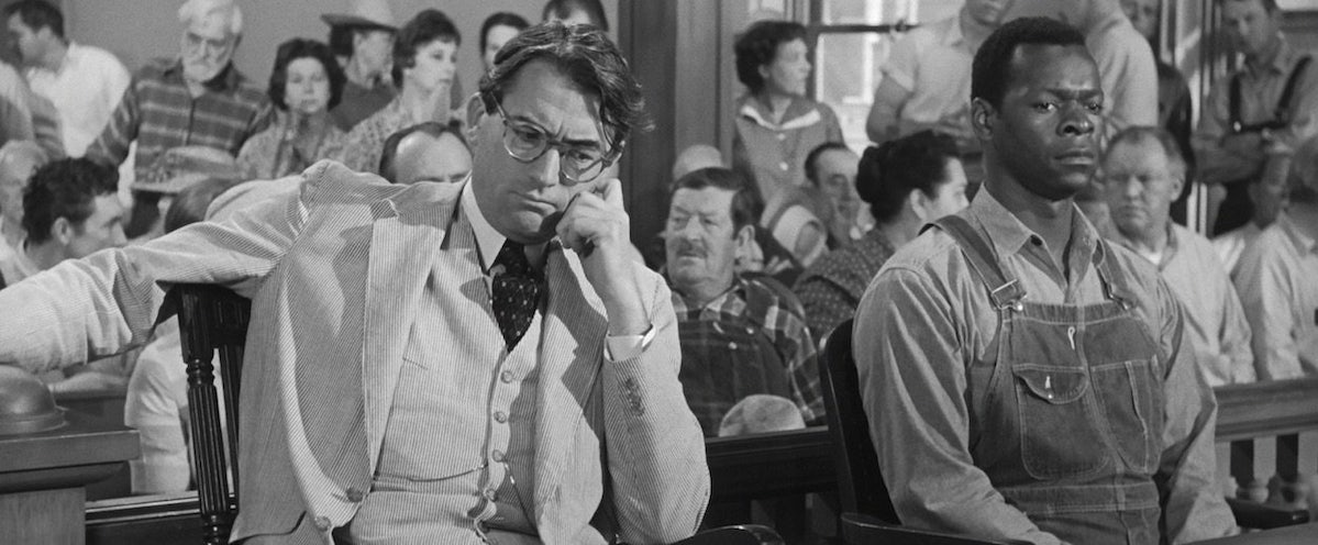 what makes atticus finch a good father