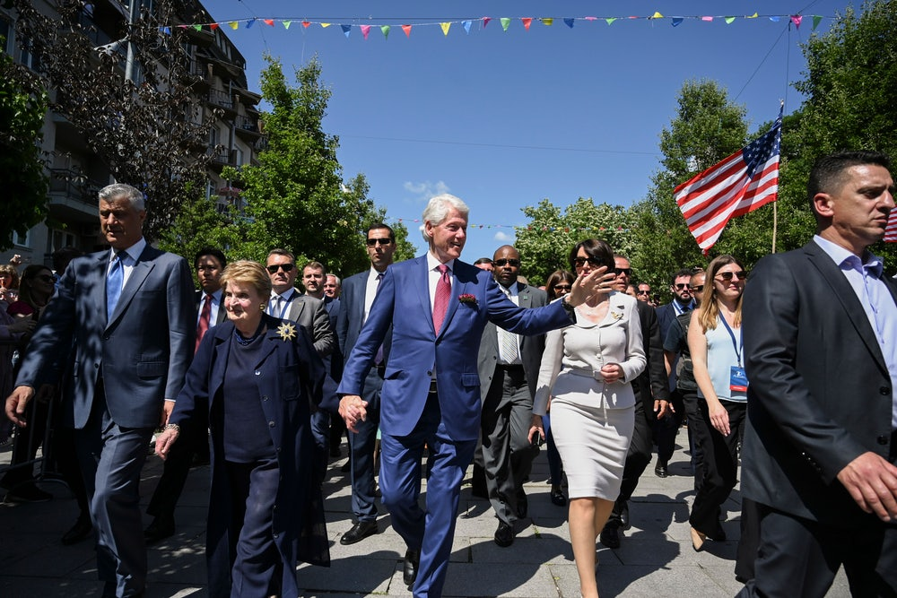 The Clinton Administration Did Not Fix the Balkans
