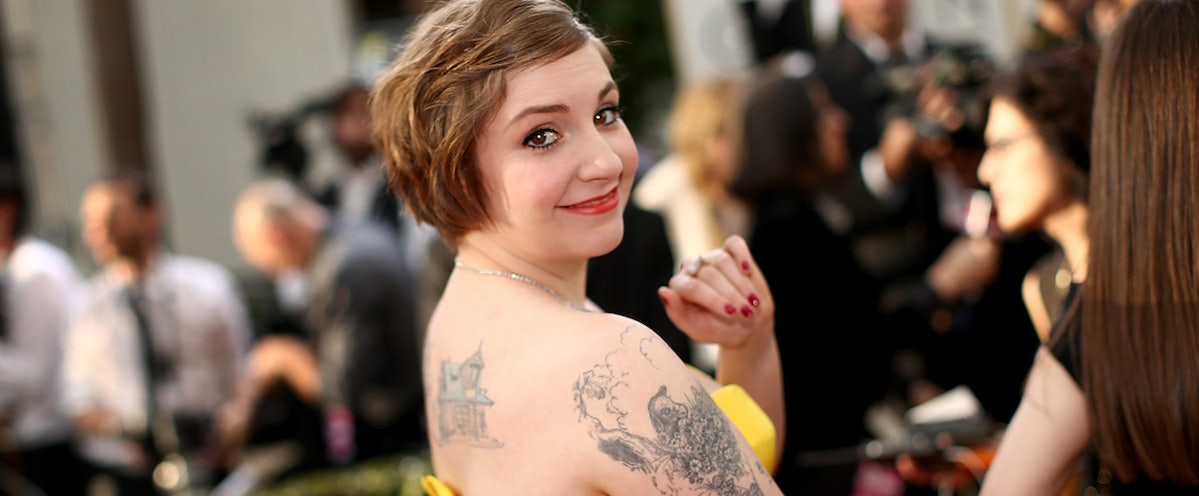 f2d52d8ef868 Not That Kind of Girl  Review  Lena Dunham s Callow