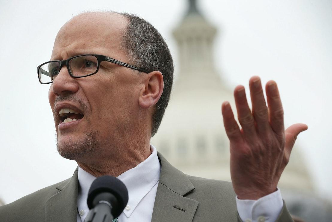 magazine story politicians cursing perez democrats