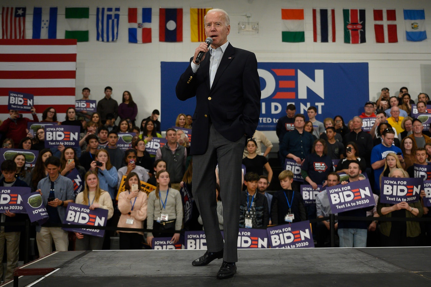 Joe Biden Is Collapsing | The New Republic