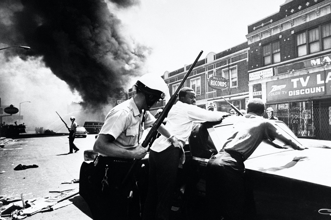 The Fire Last Time | The New Republic