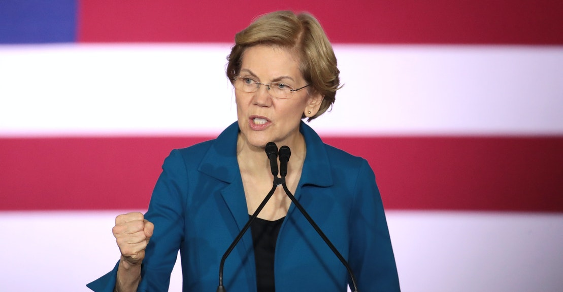 The Radicalism of Warren's Unapologetic Aggression