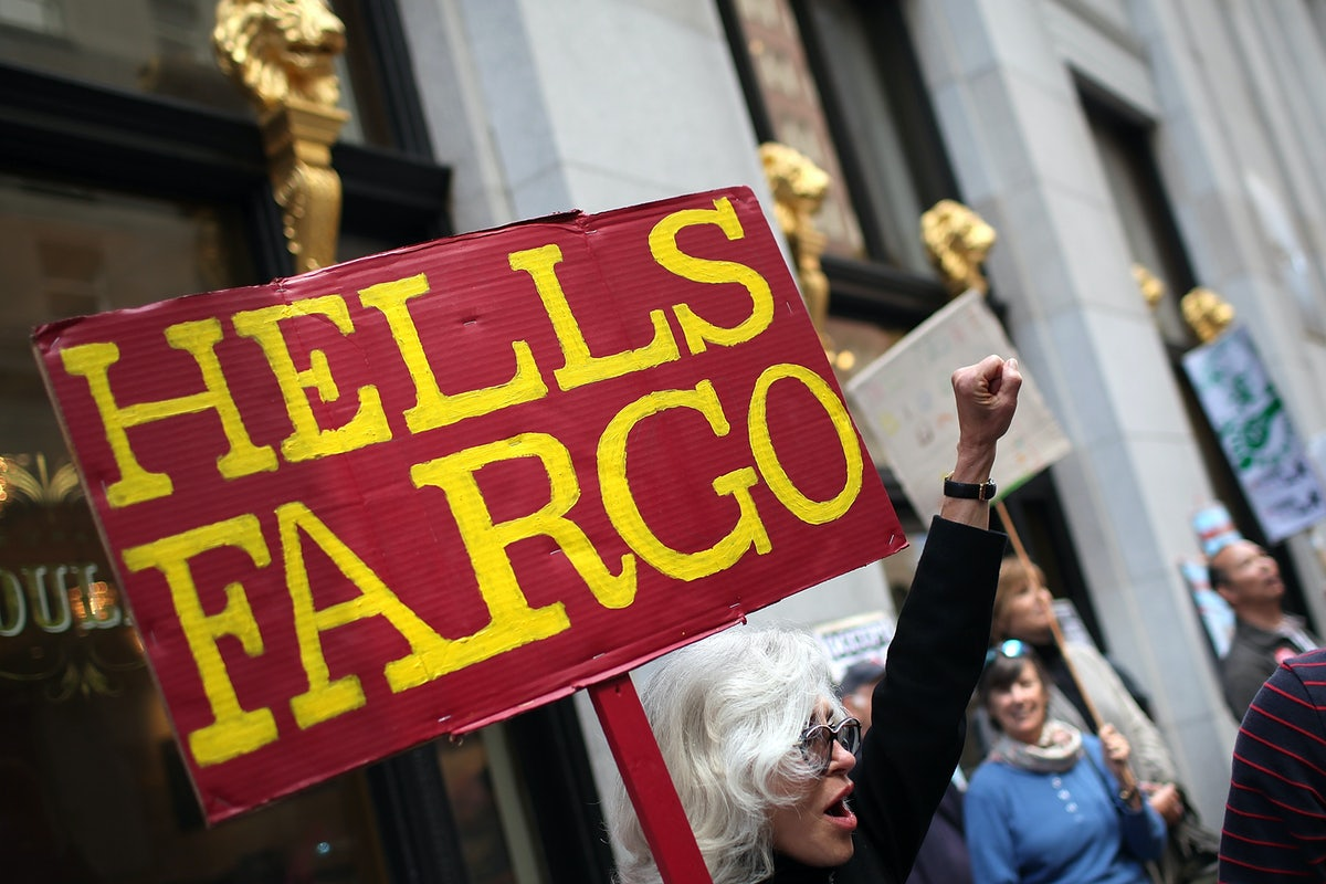Give Wells Fargo the Corporate Death Penalty | The New Republic