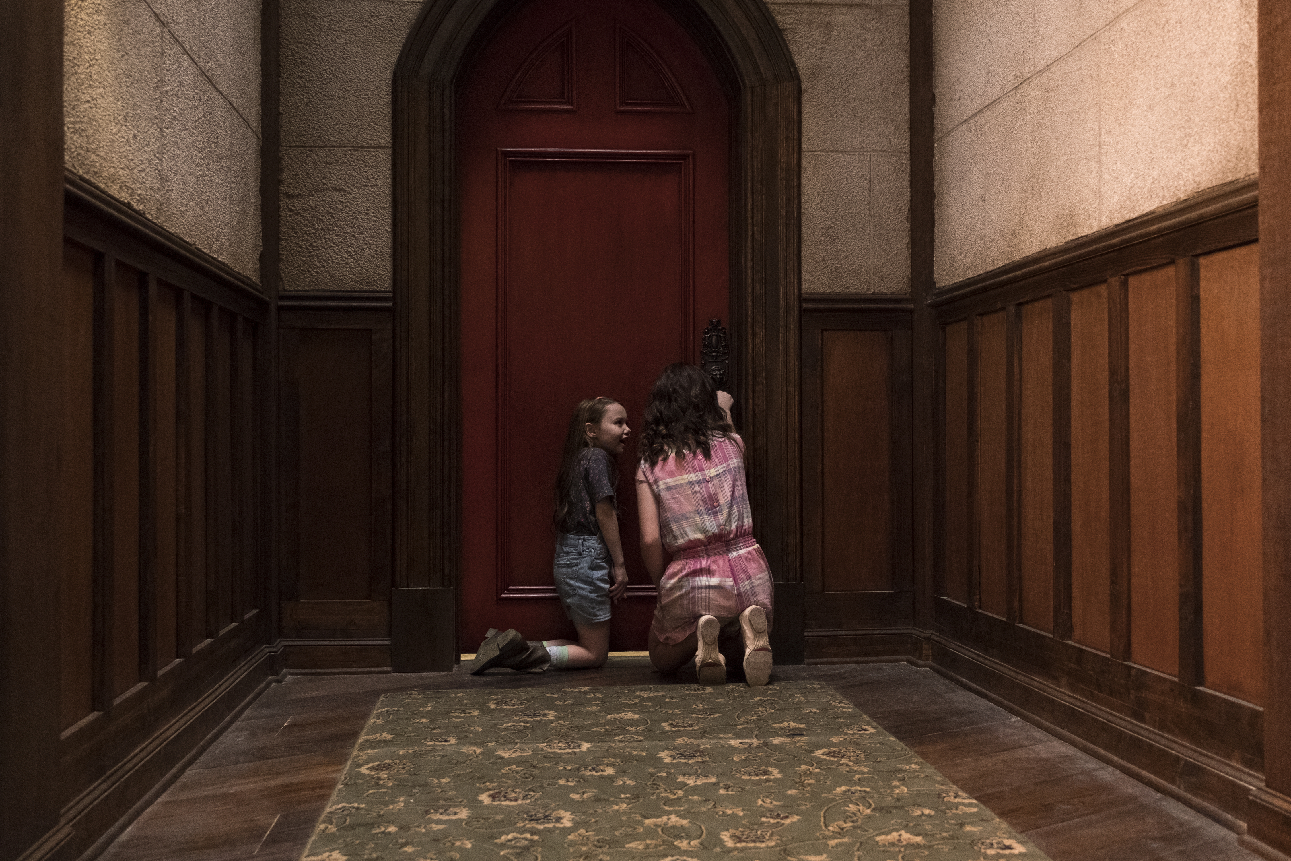How Netflix Made The Haunting Of Hill House Less Scary The New Republic